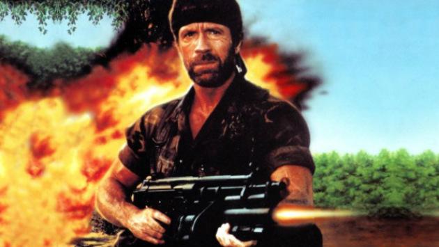 Chuck Norris Filme